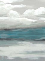 Storm Front III Framed Print