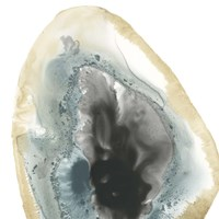 Cropped Geodes III Fine Art Print