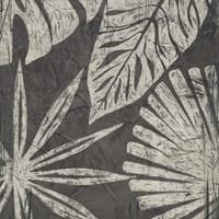Tribal Palms IV Framed Print