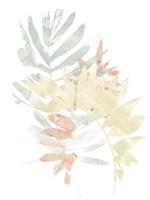 Pastel Tropics IV Framed Print