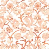 Bohemian Textile III Framed Print