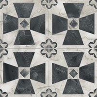 Neutral Tile Collection IV Fine Art Print