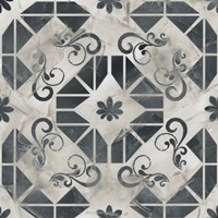 Neutral Tile Collection VI Fine Art Print