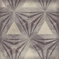 Hexagon Tile VI Fine Art Print