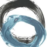 Circular Reaction IX Framed Print