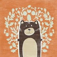 Woodland Cutie I Fine Art Print