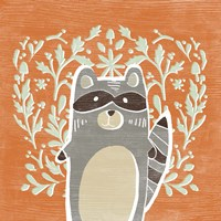 Woodland Cutie II Fine Art Print