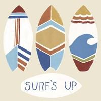 Surf's Up! I Fine Art Print