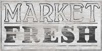 Vintage Farmhouse Sign III Framed Print