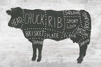 Farmhouse Butcher II Fine Art Print