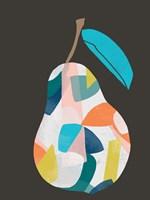 Fab Fruit I Framed Print