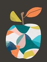 Fab Fruit III Framed Print