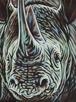 Powerful Wildlife II Fine Art Print