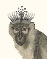 Majestic Monkey I Fine Art Print