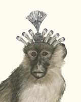 Majestic Monkey II Fine Art Print