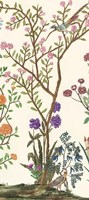 Traditional Chinoiserie II Fine Art Print