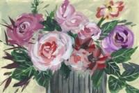 Fleur de Matin II Framed Print