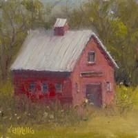 Country Road II Fine Art Print