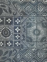Batik Cloth II Framed Print