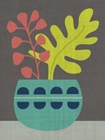 Clay Pot IV Framed Print