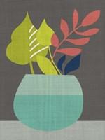 Clay Pot II Framed Print