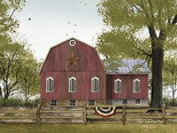 Sweet Summertime Barn Fine Art Print