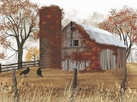 The Old Barn Fine Art Print