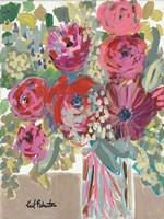 Blooming in the Window Sill Fine Art Print