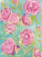 Teresa's Garden Fine Art Print
