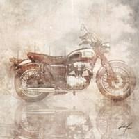 Moto Classic Fine Art Print