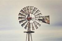 Windmill Close-Up Fine Art Print