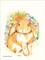 Springtime in the Garden Fine Art Print