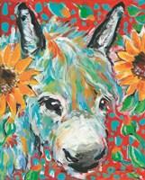 The Sunflower Field Fine Art Print