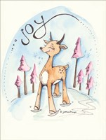 Winter's Joy Fine Art Print