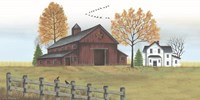 Autumn Farmstead Fine Art Print