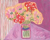 Flowers for Vivian Fine Art Print