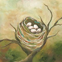 Whispers from the Nest Fine Art Print