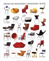 """Designers' Seats by Atelier Nouvelles Images - 10"""" x 12"""""""