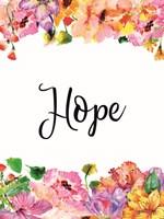 Floral Hope Fine Art Print