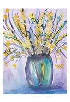 Forsythia Bouquet Fine Art Print