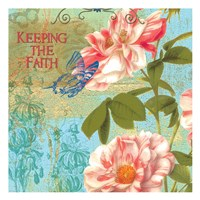 Keeping The Faith Fine Art Print