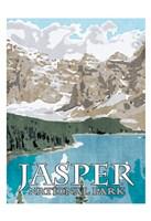 Jasper National Park Fine Art Print
