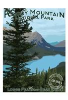 Rocky Mountains Fine Art Print