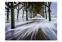 The Rushing Tide 1 Fine Art Print