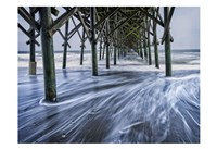The Rushing Tide 3 Fine Art Print