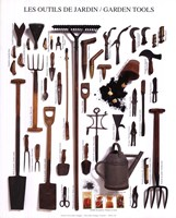 "9"" x 12"" Gardening Tools Pictures"