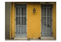 Yellow Entrance Fine Art Print