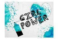 Girls Rule Framed Print