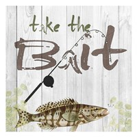Take the Bait Fine Art Print