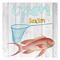Open Season Fine Art Print